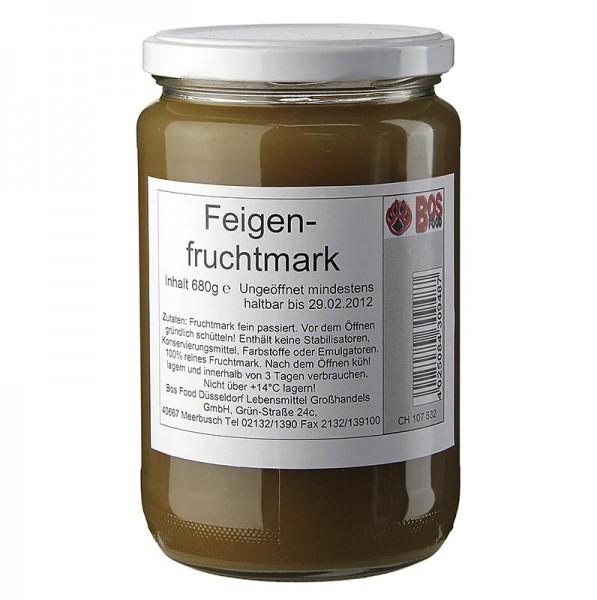 Bos Food - Feigen-Püree/Mark fein passiert