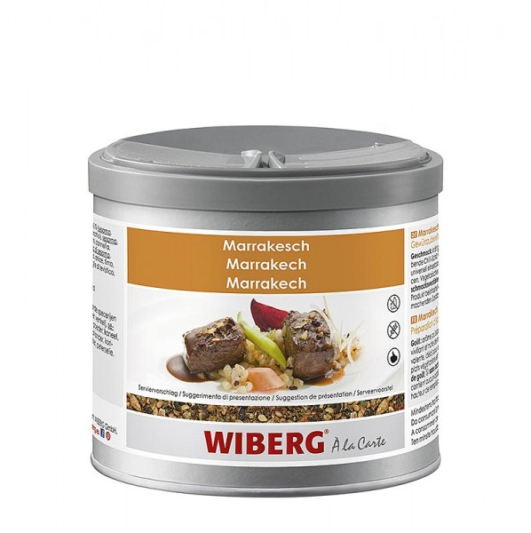 Wiberg - Marrakesch Gewürzzubereitung geröstet