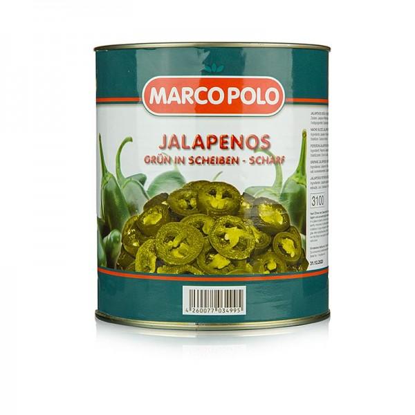 Marco Polo - Jalapeno Scheiben (scharf)