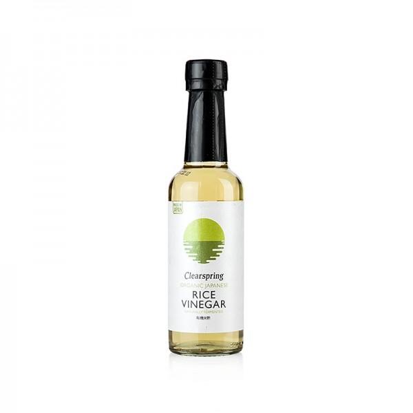 Clearspring - Organic Japanese Rice Vinegar heller Reisessig Clearspring BIO