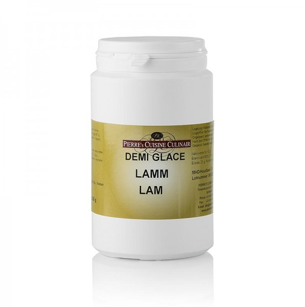 Pierre´s Cuisine Culinair - Pierre´s Cuisine Culinair Demi Glace Lamm Konzentrat für ca. 7 Liter