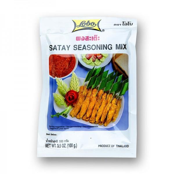 Satay - Satay/ Saté - Gewürzmischung
