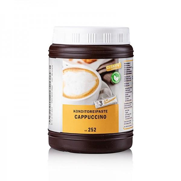 Dreidoppel - Cappuccino-Paste Dreidoppel No.252
