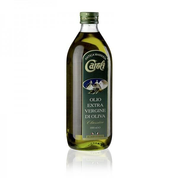 Caroli - Olivenöl Extra Vergine Antica Masseria Classico delikat fruchtig Caroli