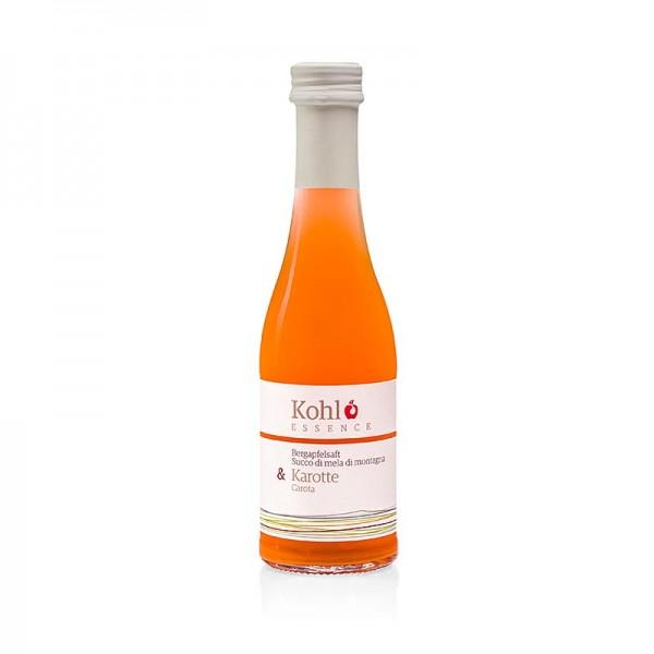 Kohl Gourmet - Gourmet PLUS Bergapfelsaft + Karotte