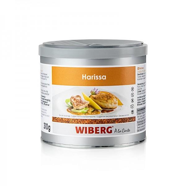 Wiberg - Wiberg Harissa Arabische Gewürzmischung 310g/ 470ml Aroma-Tresor