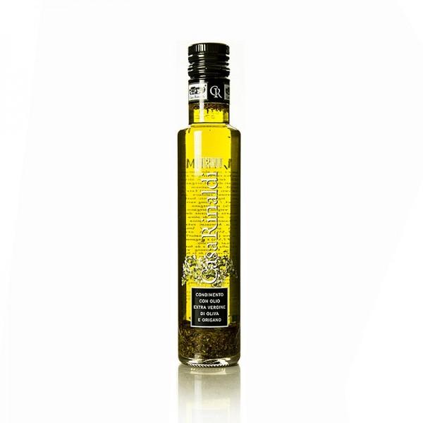 Casa Rinaldi - Casa Rinaldi - Olivenöl Extra Vergine mit Oregano