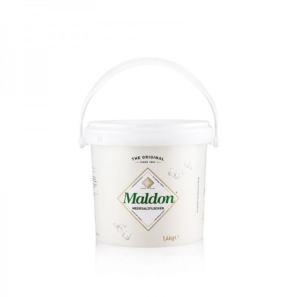 Maldon - Maldon Sea Salt Flakes 1.4kg Eimer aus England