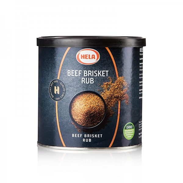 Hela - HELA Rub Beef Brisket BBQ Gewürzzubereitung scharf