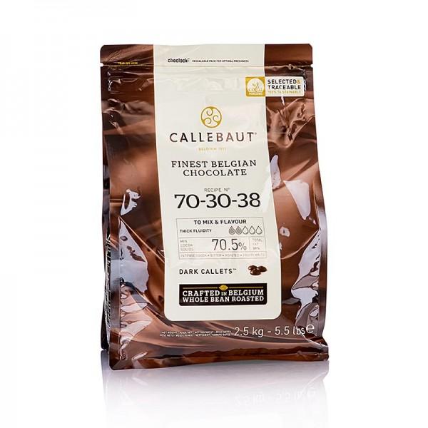 Callebaut - 70/30 als Callets 70 % Kakao 553