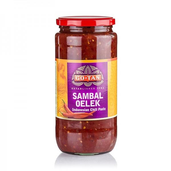 Go-Tan - Sambal Oelek