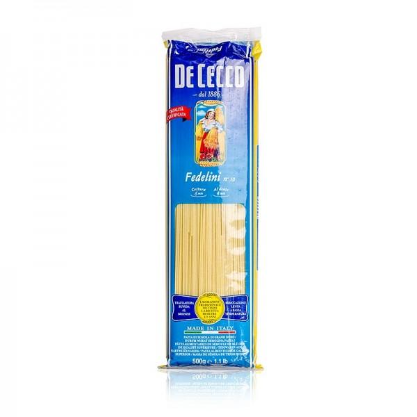 De Cecco - De Cecco Fedelini No.10