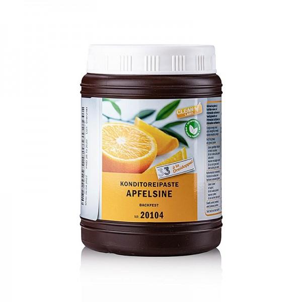 Dreidoppel - Apfelsinen-Paste von Dreidoppel No.201