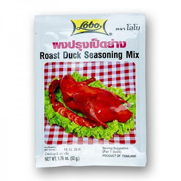 Lobo - Entenpulver Würzmischung - Roast Duck Seasoning Mix