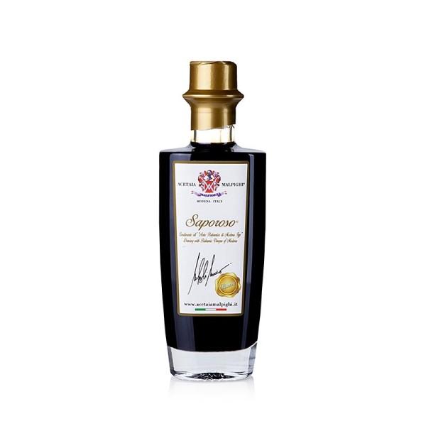 Malpighi - Balsamico Condiment Saporoso Riserva 8 Jahre Eichen- & Akazienholz Malpighi