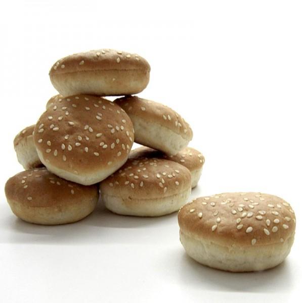 Deli-Vinos Bakery - Mini Hamburger Brötchen ca. ø 5cm TK