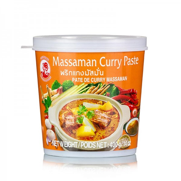 Aroy-D - Curry Paste Massaman (Thai-Curry)