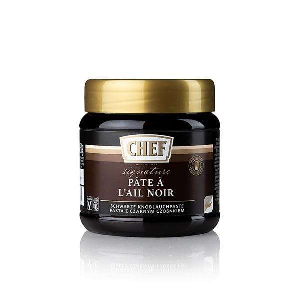Chef Fond Premium - Chef Konzentrat - Schwarze Knoblauchpaste für ca.12 Liter