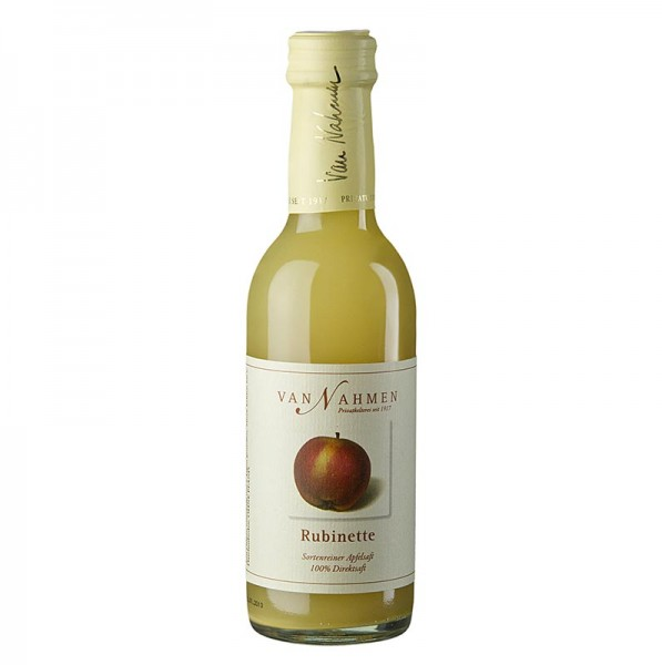 van Nahmen - van Nahmen - Rubinette Apfelsaft 100% Direktsaft