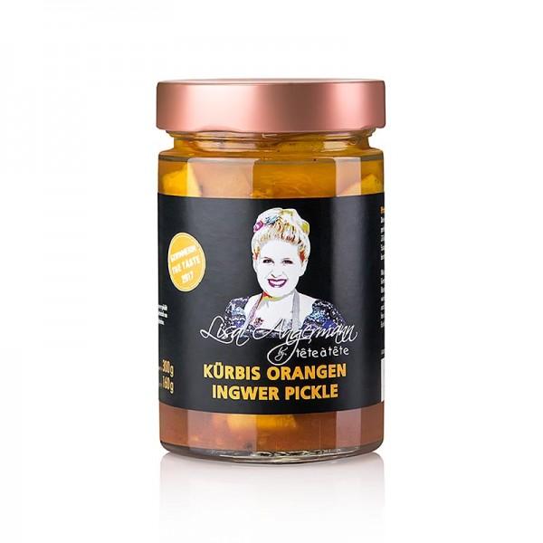 Lisa Angermann - Kürbis - Orangen - Ingwer Pickle by Lisa Angermann