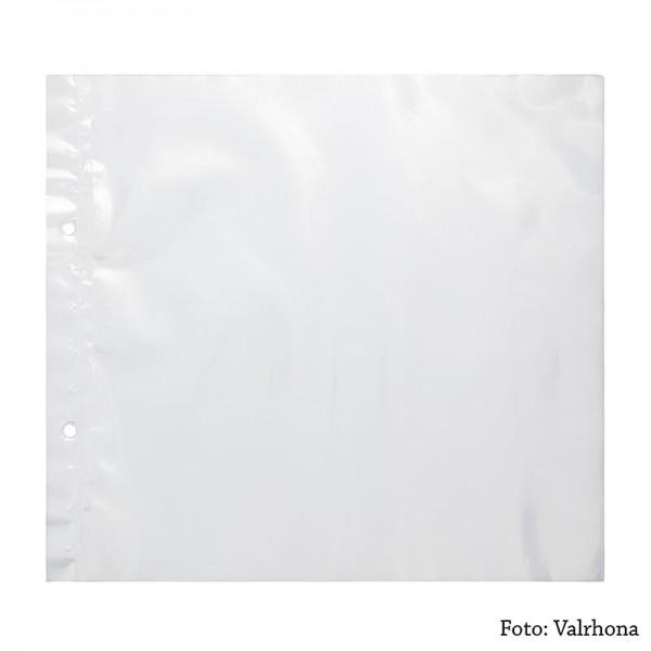 Valrhona - Valrhona Guitarre Blätter Folien zum Formen 38x38cm 100µ