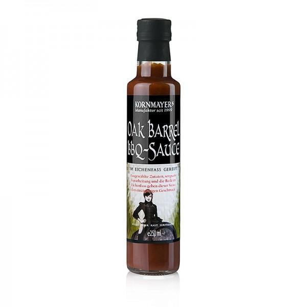 Kornmayer - Kornmayer - Oak Barrel BBQ Sauce