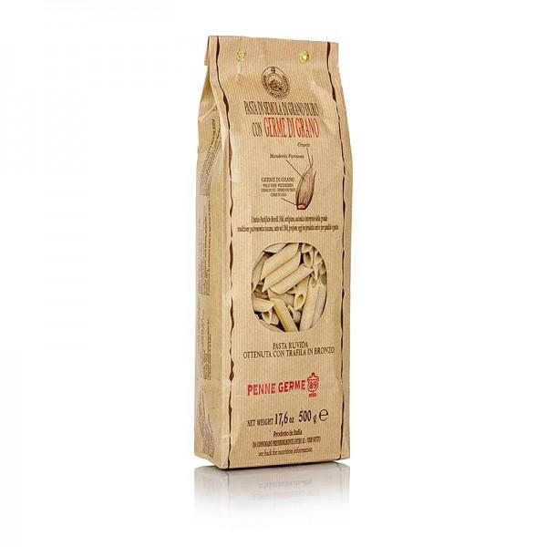 Morelli 1860 - Morelli 1860 Penne Germe di Grano mit Weizenkeimen