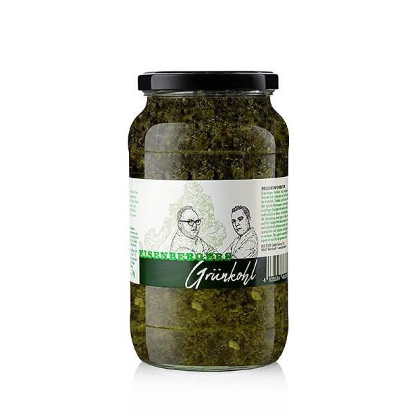 Eisenberger's Feinkost - Eisenberger´s Grünkohl mit Kartoffeln Schmalz & Zwiebeln Wintersaison