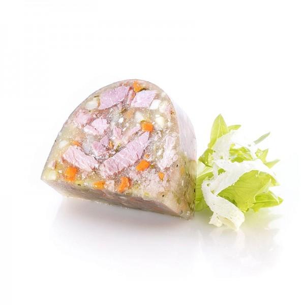 Swiss Gourmet - Tafelspitzsülzchen mit Gemüse & Meerrettich TK