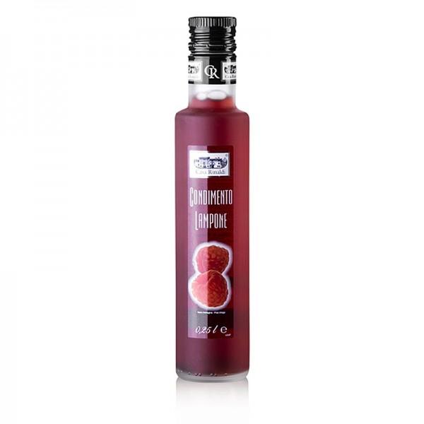 Casa Rinaldi - Himbeeren-Essig-Condiment Rotweinessig mit Himbeersaft 6% Säure Casa Rinaldi