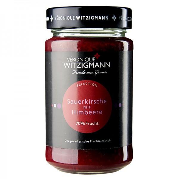 Veronique Witzigmann - Sauerkirsche mit Himbeere - Fruchtaufstrich