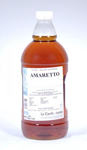 La Carthaginoise - Amaretto 50% vol. Gel für Patisserie & Eisherstellung