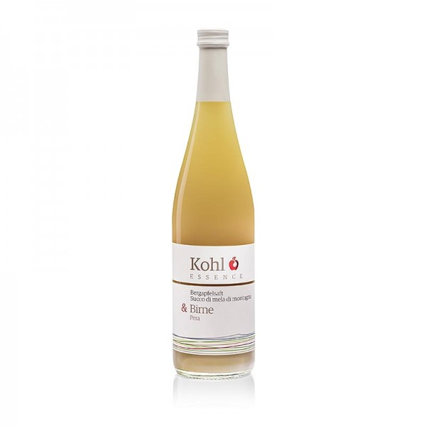 Kohl Gourmet - Gourmet PLUS Bergapfelsaft + Birne