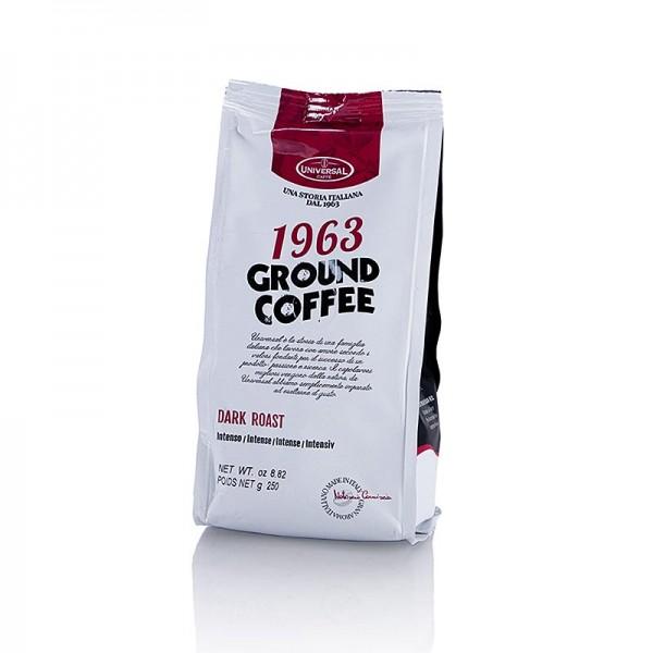 Kaffee Universal 1963 - Kaffee Universal 1963 gemahlen dark roast