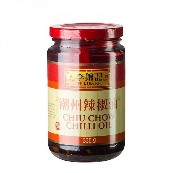 Lee Kum Kee - Chiliöl Chiu Chow mit Sojasauce und Knoblauch abgeschmeckt Lee Kum Kee