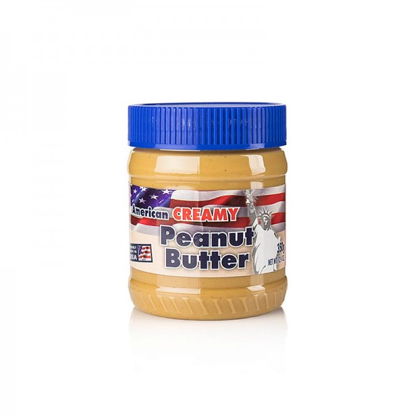 American - Erdnusspaste creamy