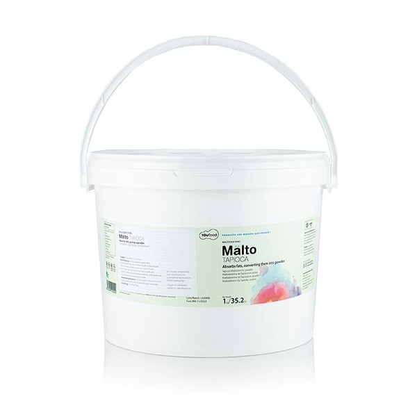TÖUFOOD - MÄLTO TAPIOCA Texturgeber TÖUFOOD (Maltodextrin aus Tapioka)