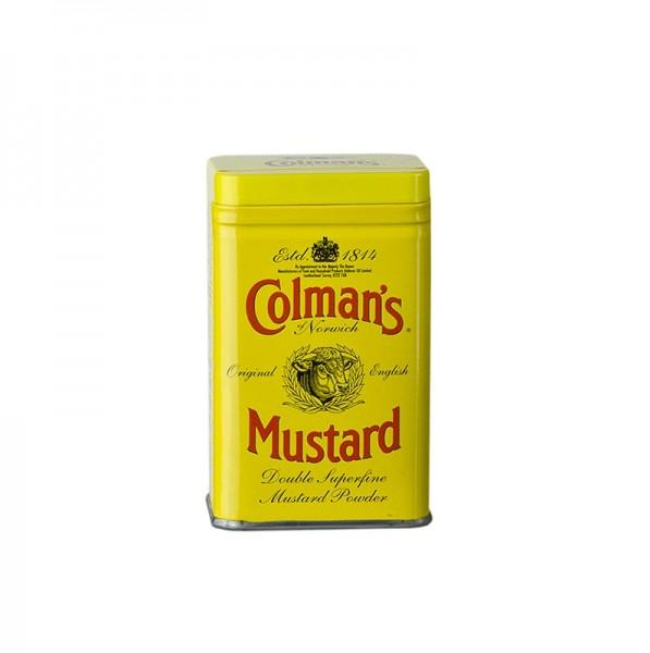 Colman - Senf-Pulver Colman England