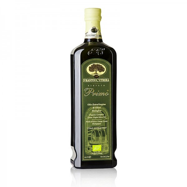 Frantoi Cutrera - Olivenöl Frantoi Cutrera Primo Sizilien BIO