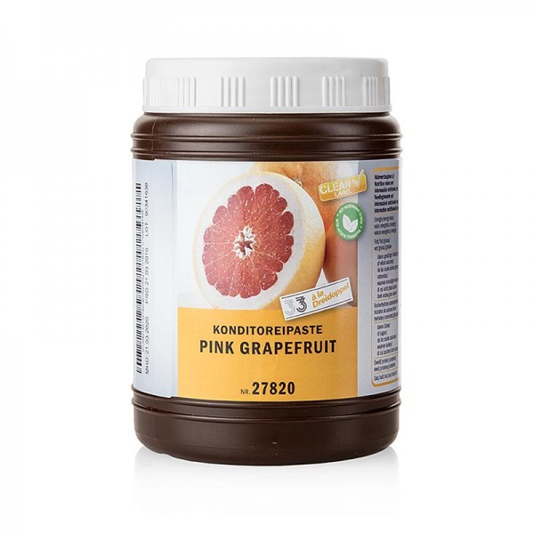 Dreidoppel - Pink-Grapefruit-Paste Dreidoppel No.278
