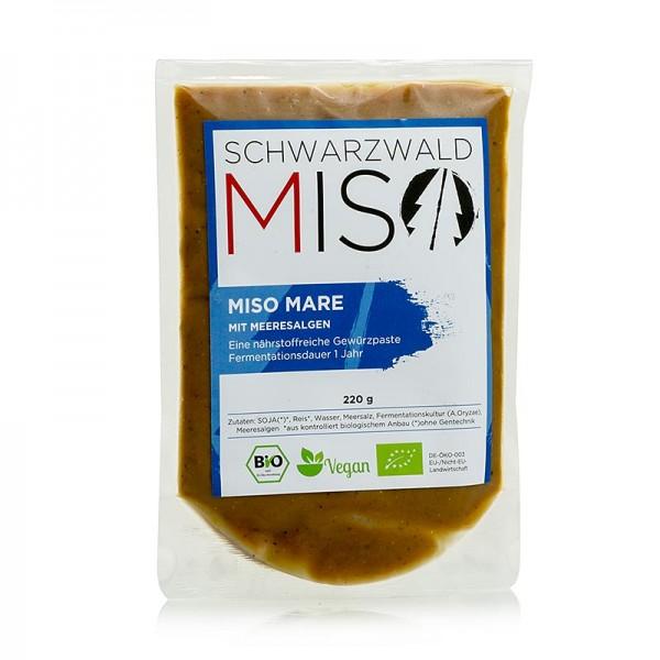 Schwarzwald Miso - Miso Mare mit Meeresalgen Schwarzwald Miso BIO