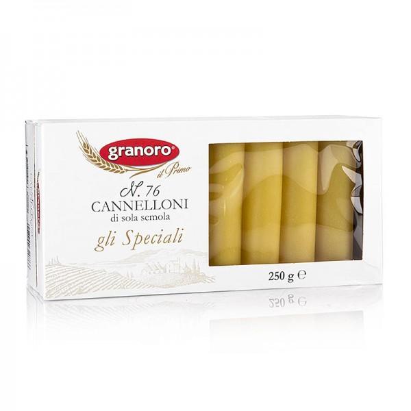 Granoro - Granoro Cannelloni ca. 25 Rollen/Päckchen No.76