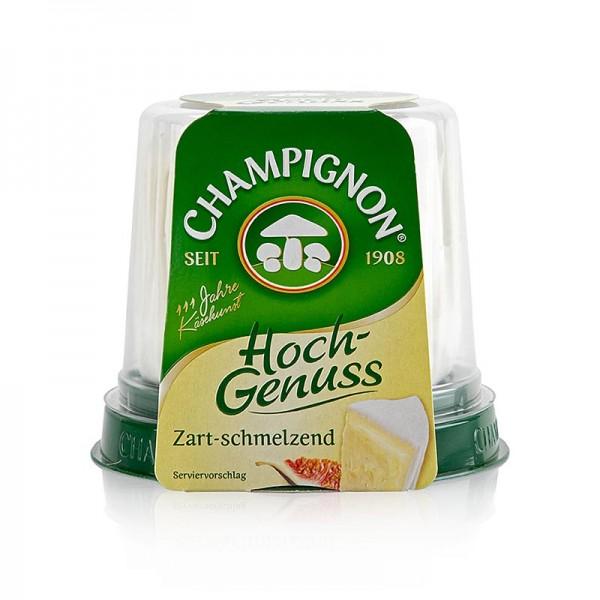 Käserei Champignon - Hochgenuss zart- schmelzend Weichkäse Champignon