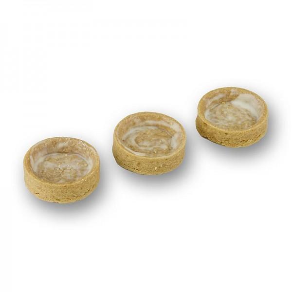 Deli-Vinos Patisserie - Slim Line Dessert-Tartelettes gecoated Ø35x10mm h