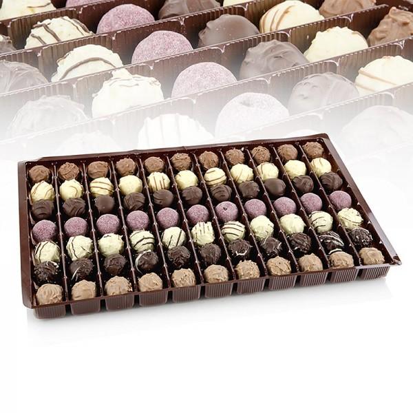 Dreimeister Pralinen - Schokoladentrüffel Pralinen Mischung 7 Sorten 1kg 3M Dreimeister (142)