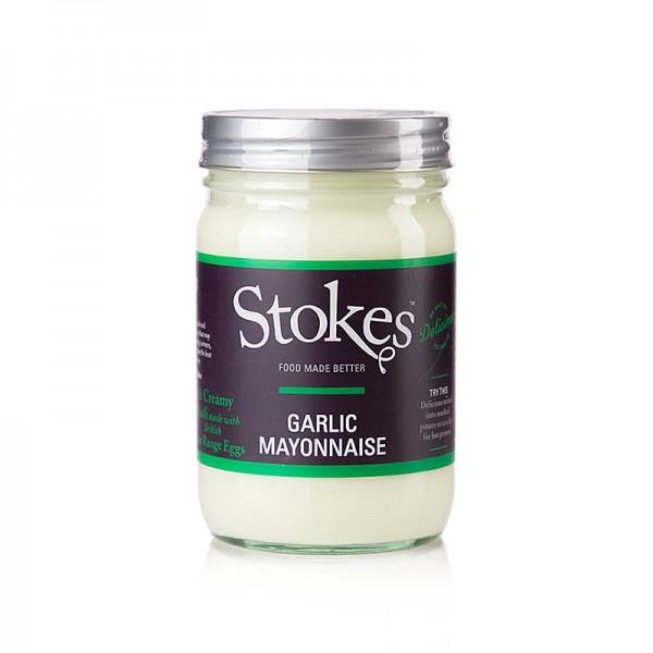 Stokes - Stokes Knoblauch Mayonnaise