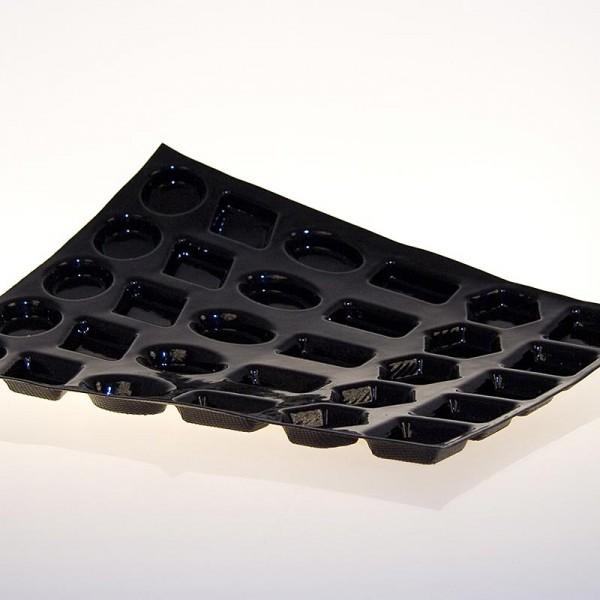 Flexipan - Flexipan Matte 40x30cm 30 Multi-Formen 6 verschiedene 12mm tief No.2064