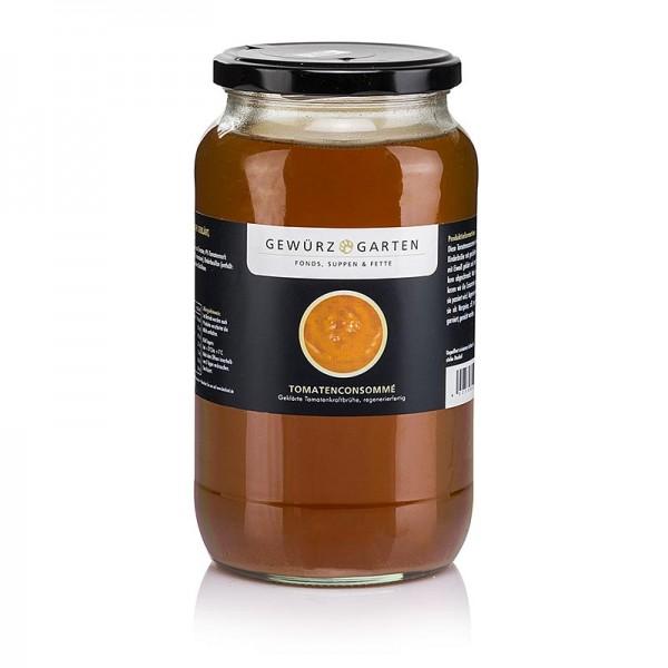 Deli-Vinos Convenient - Gewürzgarten Tomatenconsommé küchenfertig 1:1