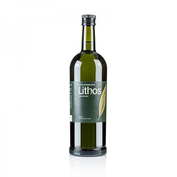 Lithos - Natives Olivenöl Extra Lithos Peloponnes