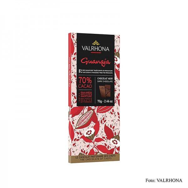 Valrhona - Guanaja - Bitterschokolade 70% Kakao
